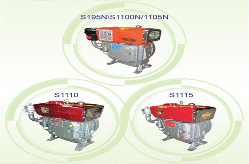Động cơ diesel D15