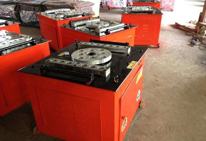 Máy uốn sắt thép Trung Quốc GW40