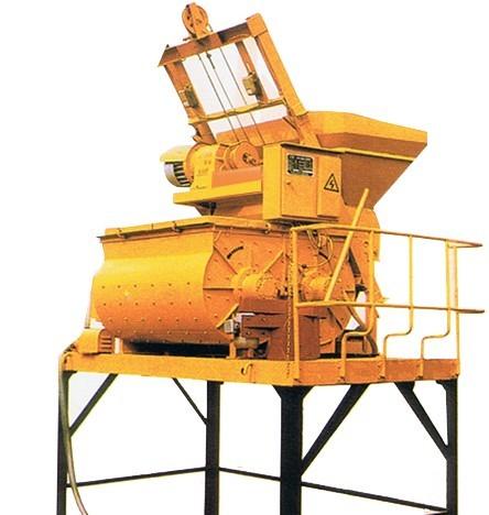 Máy trộn bê tông Gute JS500