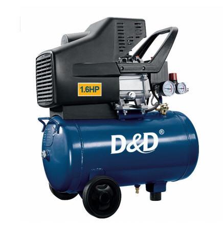 Máy nén khí trực tiếp có dầu D&D RAC1524A