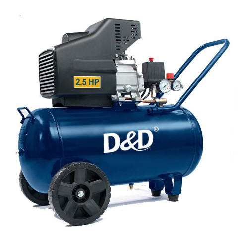 Máy nén khí trực tiếp có dầu D&D RAC1550A