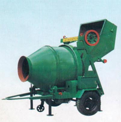 Máy trộn bê tông JZR 350