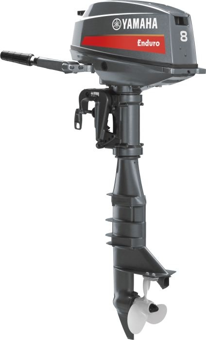 Yamaha - Động cơ 2 Thì Enduro - E8D (8HP)