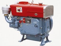 Động cơ Diesel DongFeng S1110 (22HP) Lam Mát Gió Nước