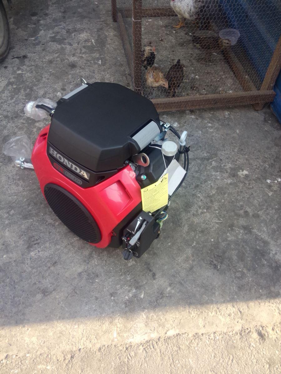 Động cơ Honda GX 630 (16.3HP-21.1HP)GX630-660-690cc