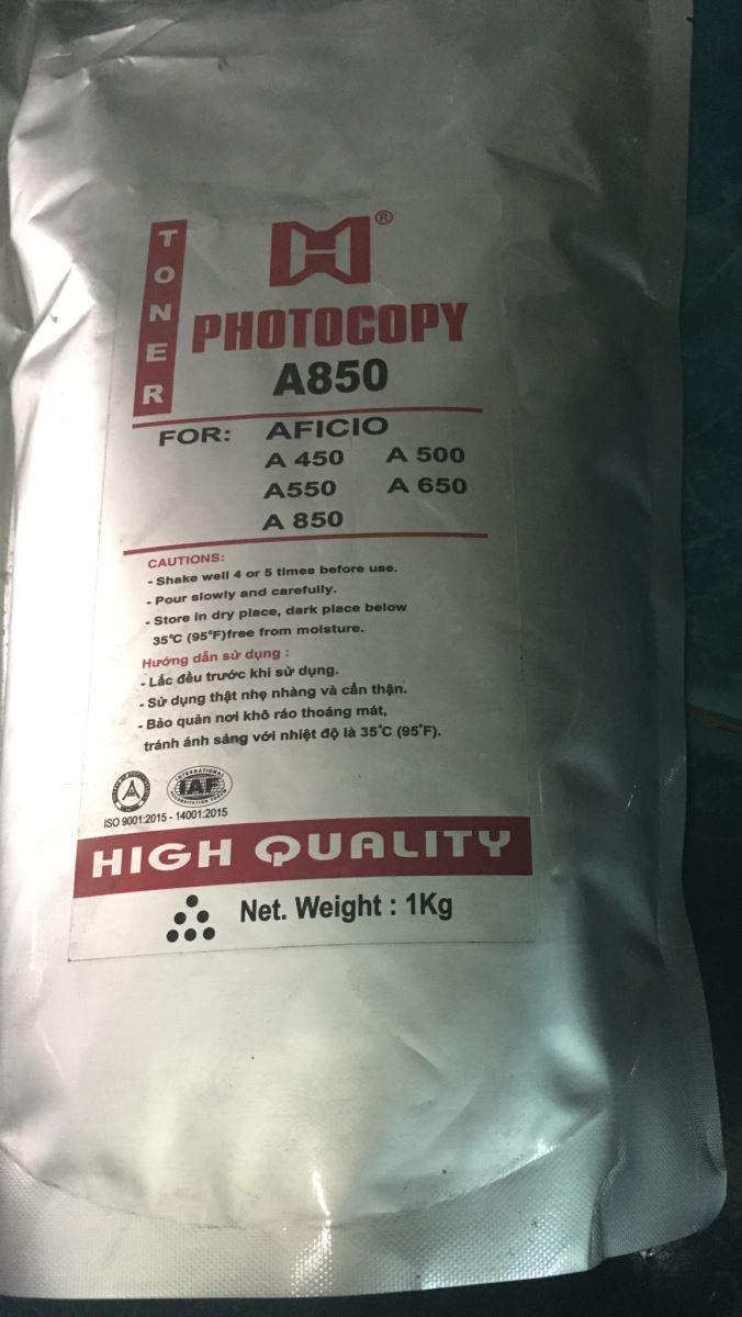 Mực Máy PHotocopy TOoshiba, Ricoh, Canon