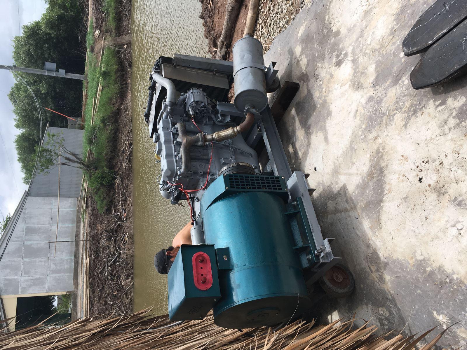 Củ Phát Điện Dynamo 30KW 220V