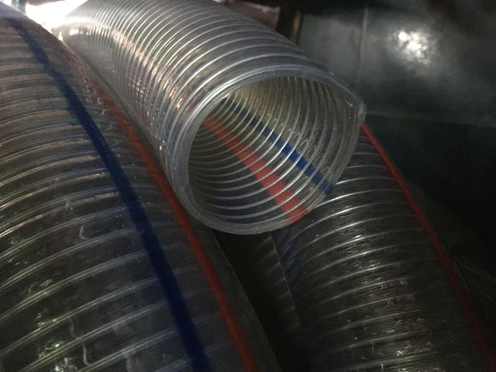 Ống nhựa mềm lõi thép phi 100mm