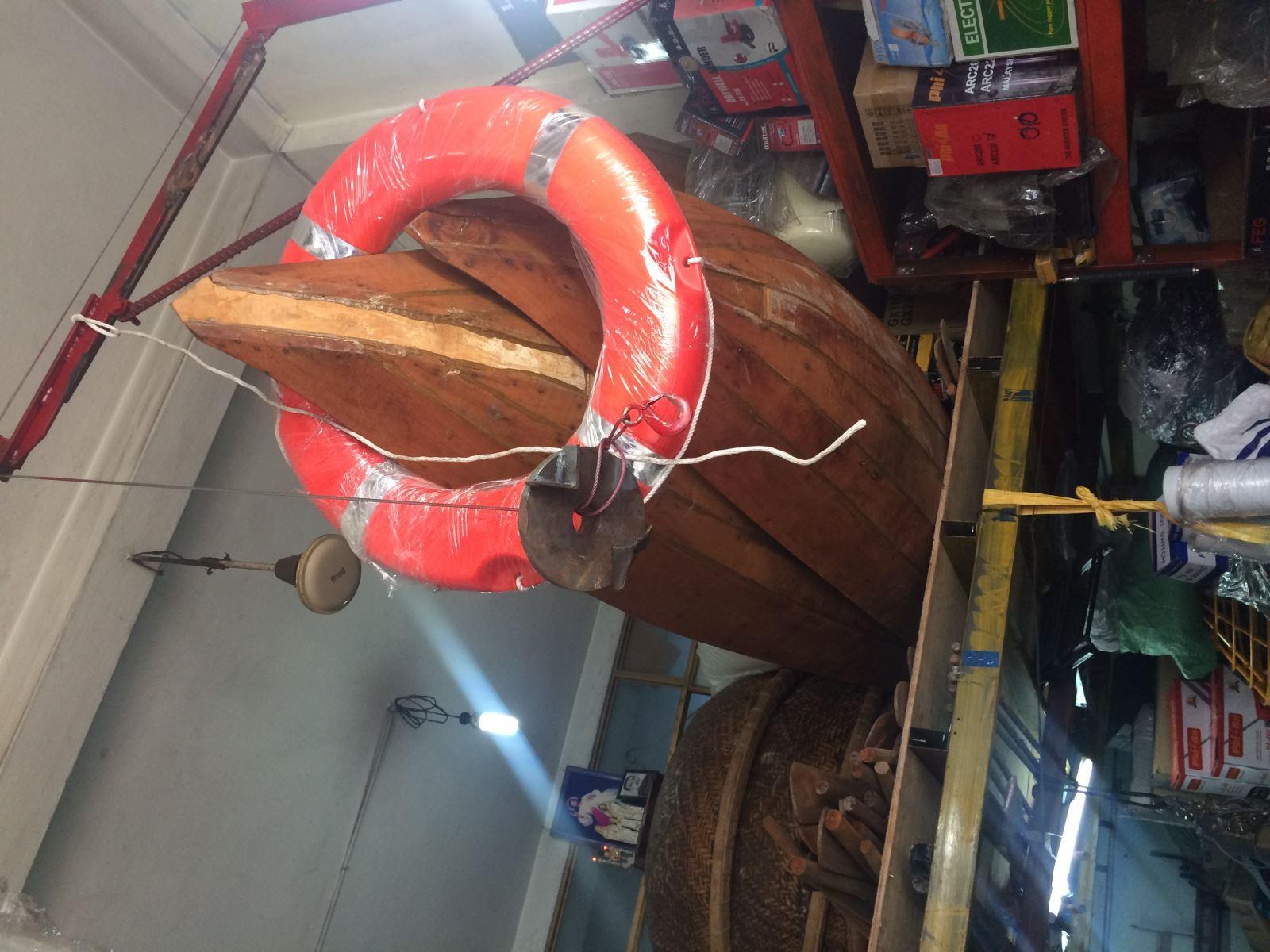 Phao Tròn Cứ Sinh Composite loại 1,5kg