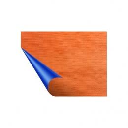 Bạt xanh cam Gia Lợi (8x50)m