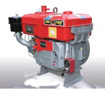 Động Cơ Diesel Tiger Power HB 1133ND Đề Làm Mát Gió, Nước