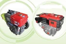 Động cơ Diesel DongFeng R175 (6HP) Làm Mát Bằng Gió Nước
