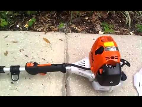 Máy cắt cỏ đa năng STIHL KM 130R