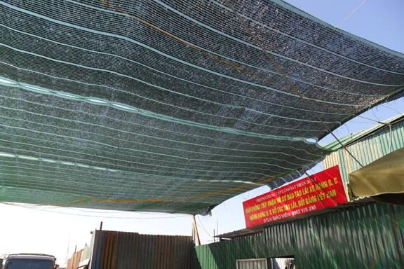 Lưới Che Nắng Vườn Khồ 2m x 50m