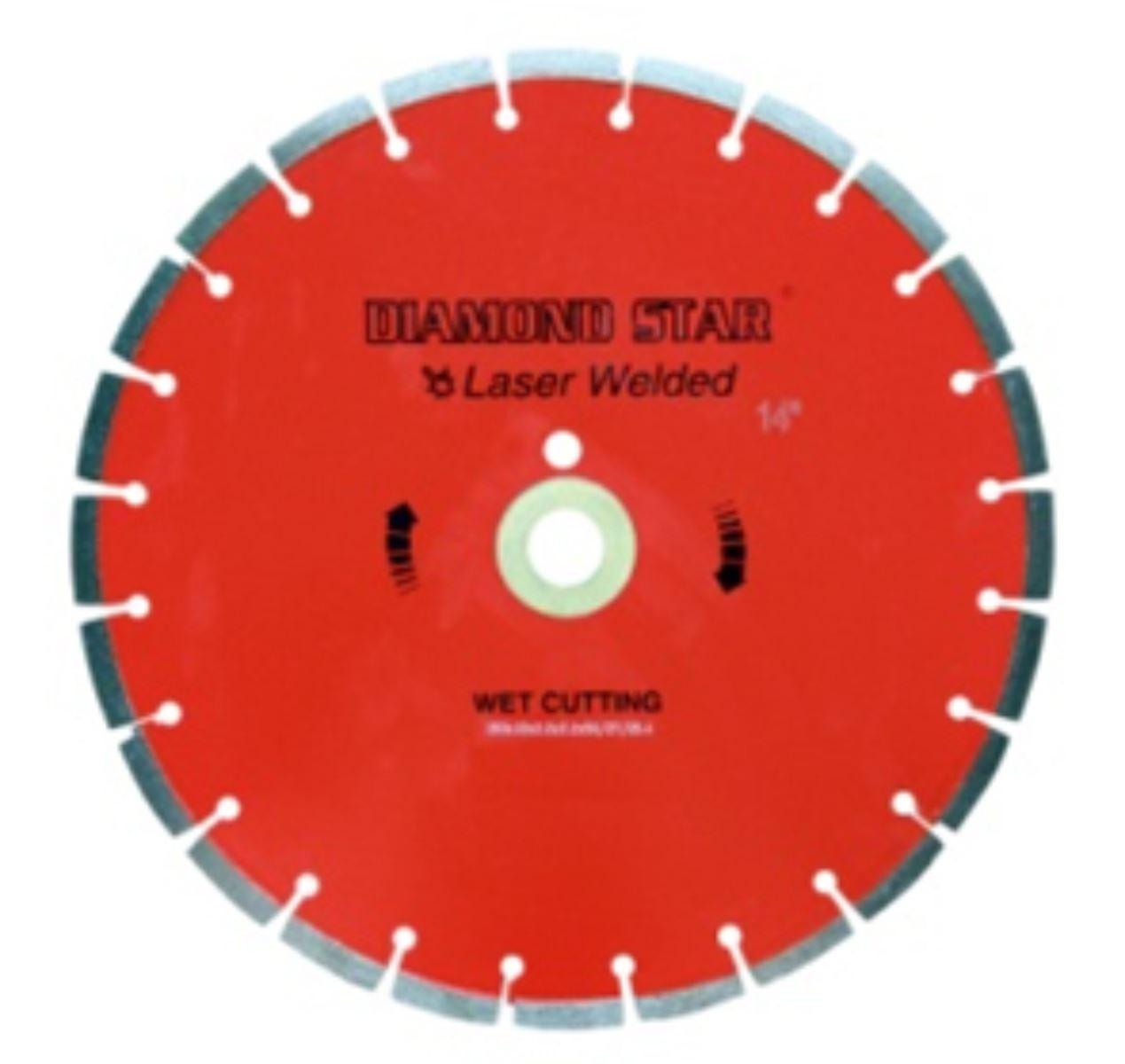 Lưỡi cắt bê tông Diamond star D500