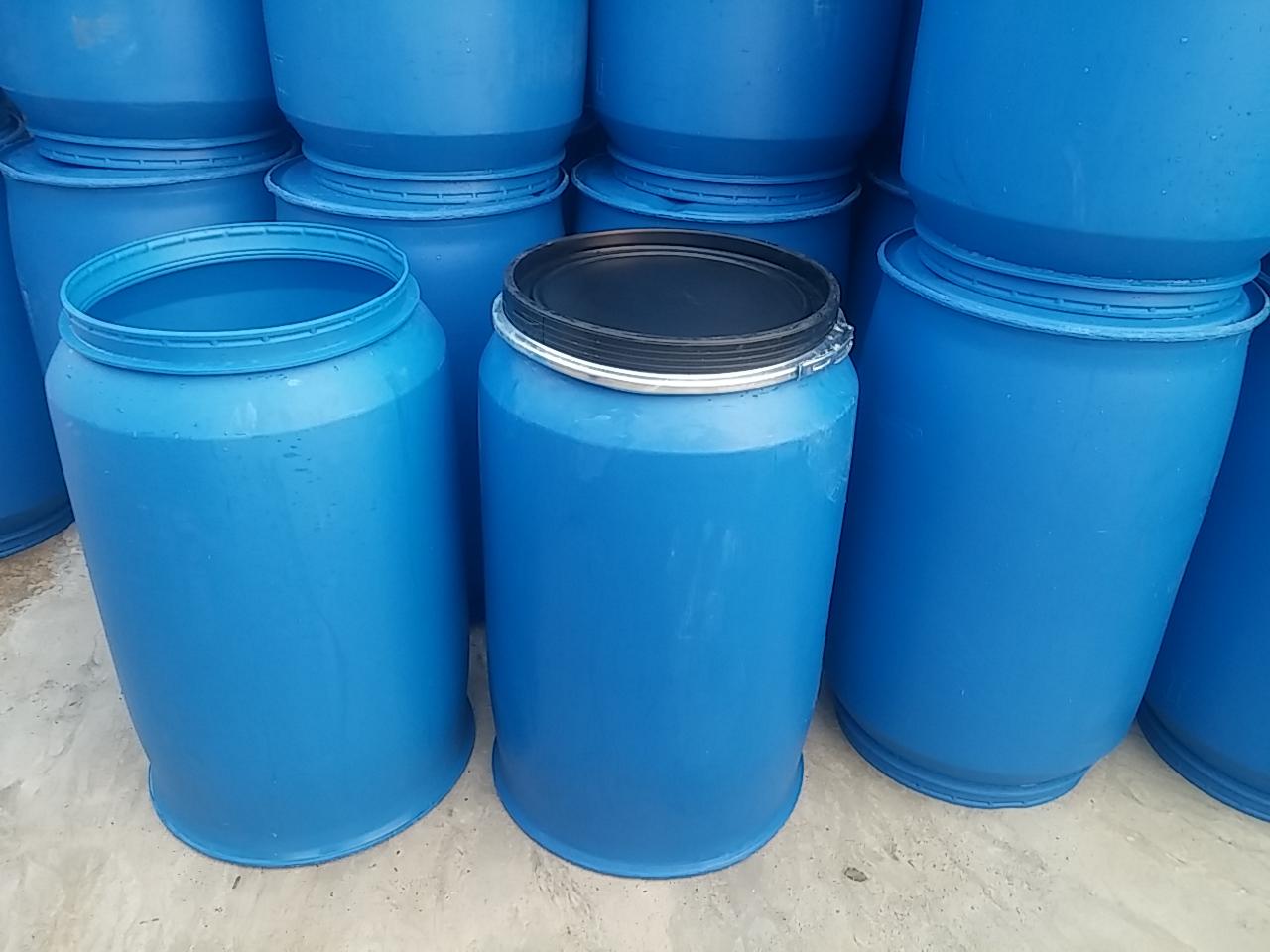 Thùng Phi nhựa cũ 100-200lit
