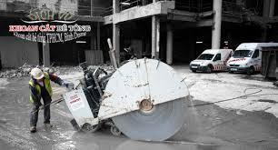 Dịch vụ khoan cắt bê tông