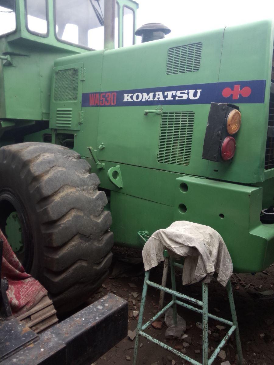 XE XÚC KOMATSU - WA350