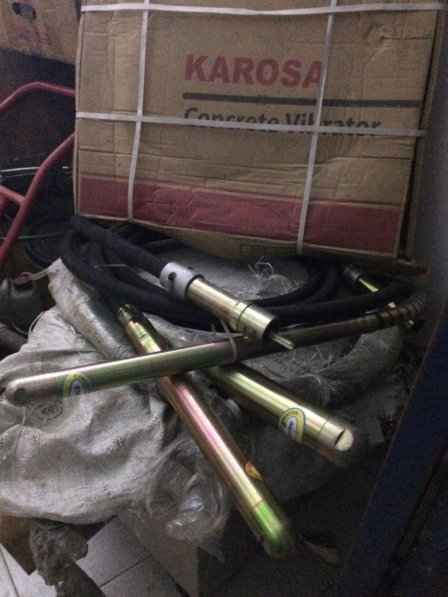 Dây Đầm dùi (dây chày )  FUJI 38mm 45mm 60mm Dài 6m